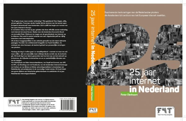25 jaar internet in Nederland
